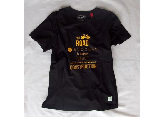 "NO NASTIES ""Road to Success"" Tシャツ"